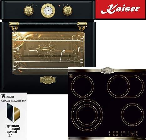 Kaiser Autark/Kaiser EH 6424 Be Retro KCT 6385 Em - Horno ...