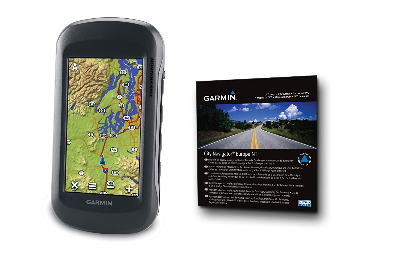 Garmin Montana 650T - GPS portátil (pantalla táctil de 4