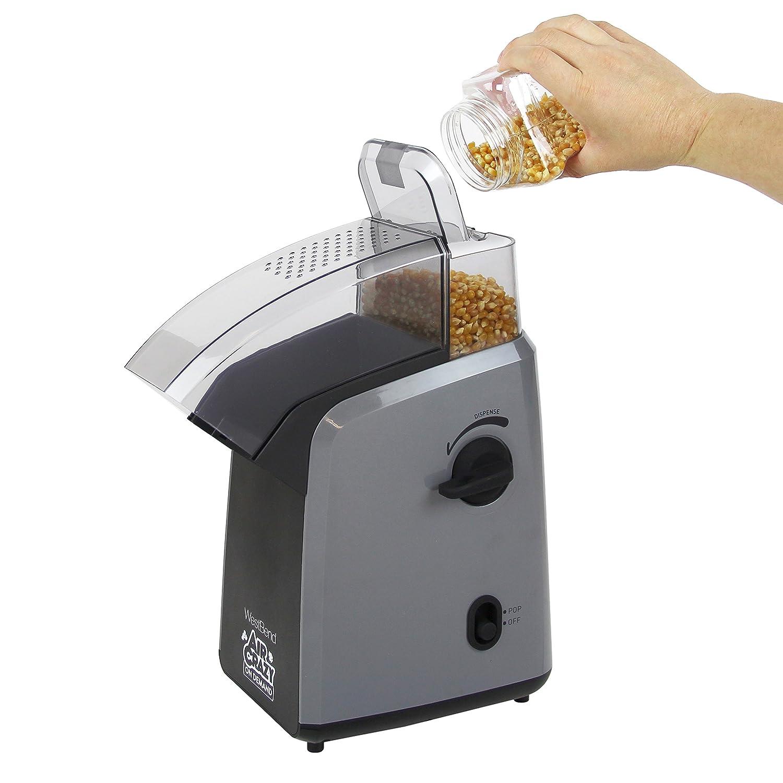 Amazon West Bend 82702gb Air Crazy On Demand Hot Air Popcorn
