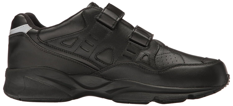 Propet Women's Stability Walker Strap Walking Shoe B01N0LDQBW 11 D US Black