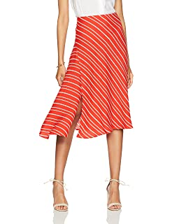 a5611c5ba BCBGeneration Women's Midi Pencil Skirt at Amazon Women's Clothing ...