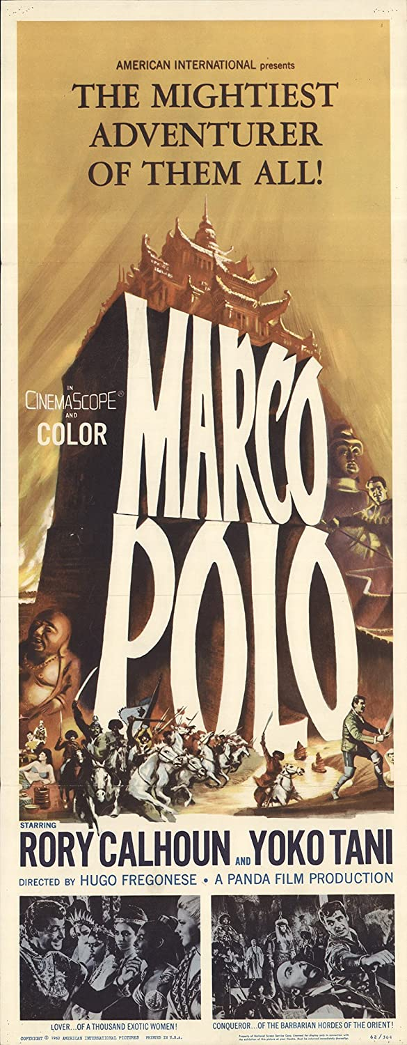 Marco Polo 1962 Authentic 14\