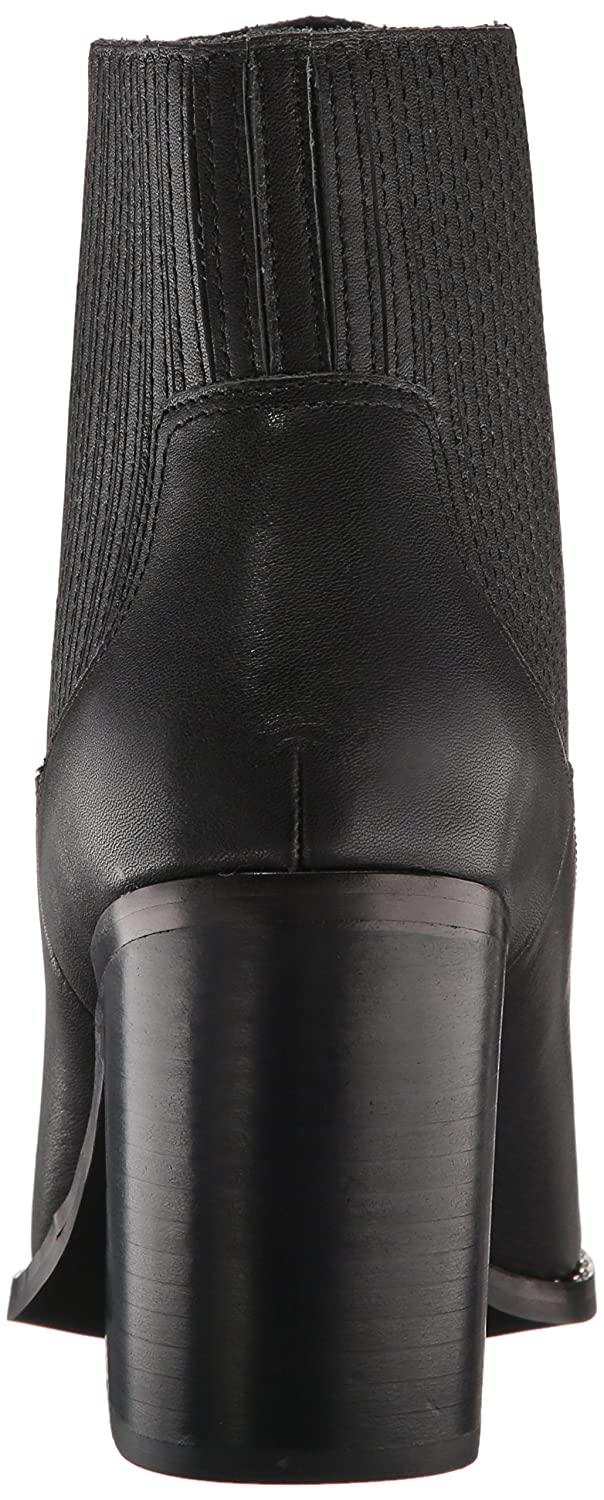 Chinese Laundry Women's Sonya Boot B071VFRKSF 10 B(M) US|Black Leather