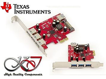 Kalea Informatique - Tarjeta controladora PCIe USB 3.0 ...
