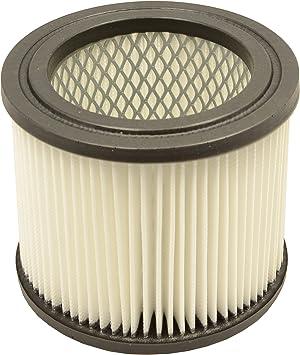 Wessper Filtro de cartucho para aspirador STANLEY STN32XE (Para uso húmedo y seco): Amazon.es: Bricolaje y herramientas