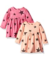 Rosie Pope Baby Girls 2 Pack Dress