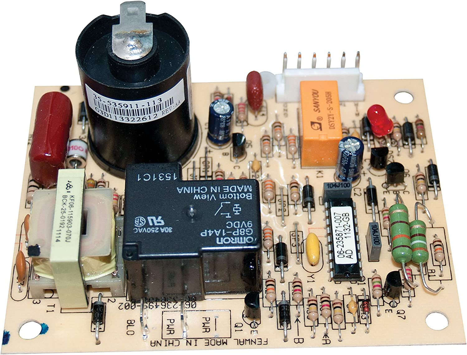Dometic 31501 Hydro Flame Corp Ignition Control Board