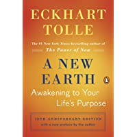 A New Earth: Awakening to Your Life's Purpose (Oprah's Book Club, Selection 61) by Eckhart Tolle (2008) Paperback
