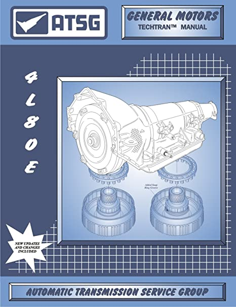 amazon com: atsg 83-4l80e automatic transmission technical manual:  automotive