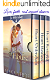 The Potter's House Books 3, 10, 17: Love, faith, redemption, and second chances