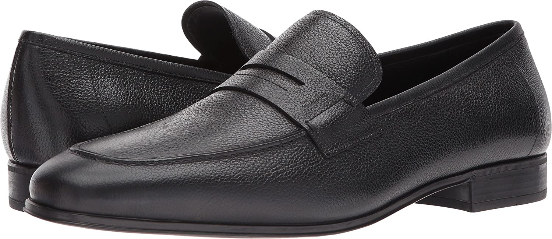 c906027b9ab Amazon.com  Salvatore Ferragamo Men s Fiorino Loafer Nero 45 D EU  Shoes