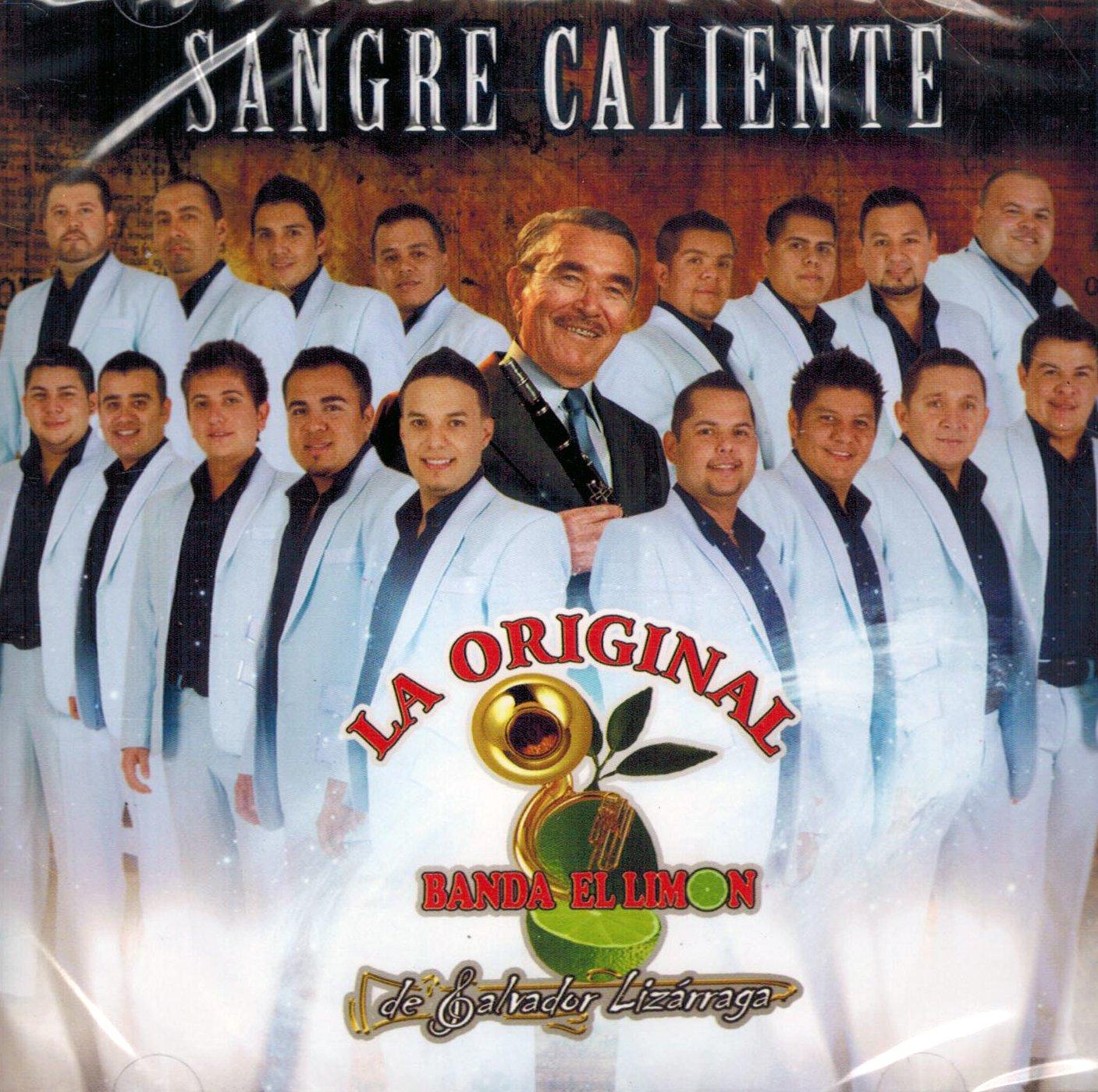 Banda El Limon de Salvador Lizarraga (Sangre Caliente Luz-043) by Luz Records