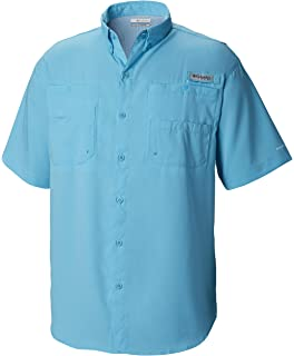 49ef3cbf5da Amazon.com: Columbia Men's Low Drag Offshore Short Sleeve Shirt ...