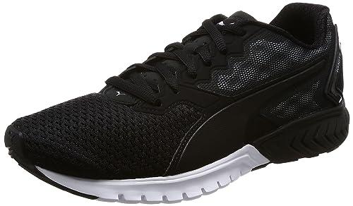 finest selection 62832 3b44b Puma Men's Ignite Dual Black-Quiet Shade Running Shoes - 10 UK/India (
