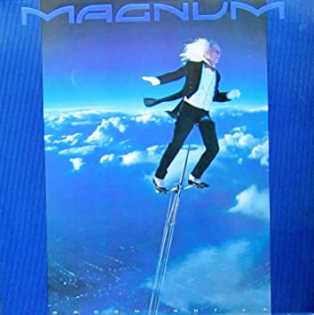 Magnum - Goodnight L.A. (1990) / Vinyl record [Vinyl-LP] - Amazon.com Music