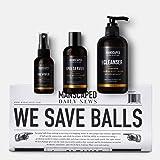 Manscaped Australia Manscaped Kit Crop Essentials- Below-Belt Grooming, Body Wash, Moisturising Ball Deo, Body Toner etc…