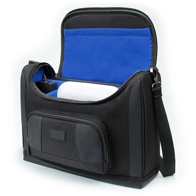 USA Gear S7 Pro Impresora fotográfica portátil bolsa de ...