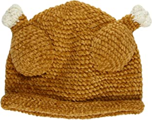 San Diego Hat Baby-Girls Newborn Chenile Turkey Hat 3e97b931853a