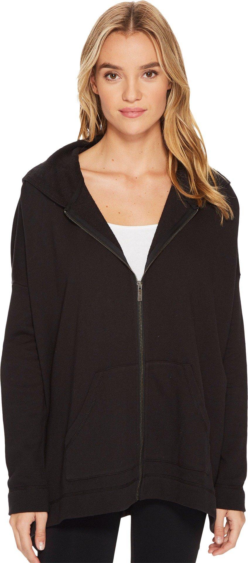 UGG Women's Pearl Hoodie Black X-Large