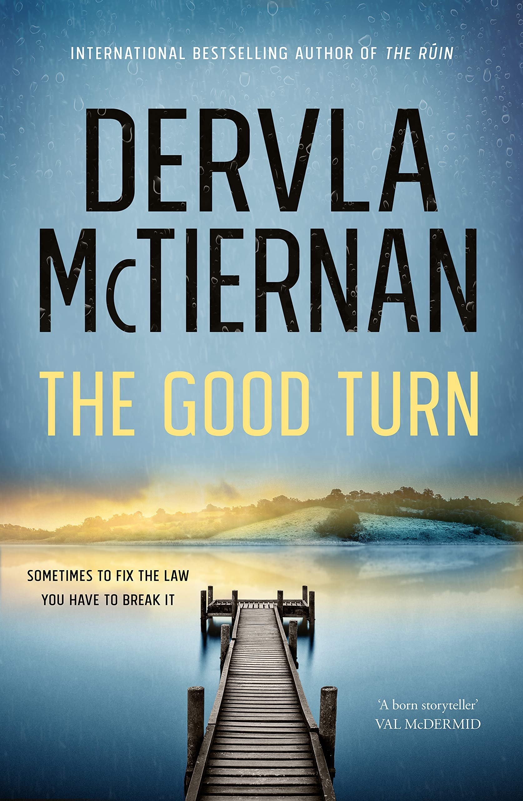 The Good Turn: McTiernan, Dervla: 9781460756799: Amazon.com: Books