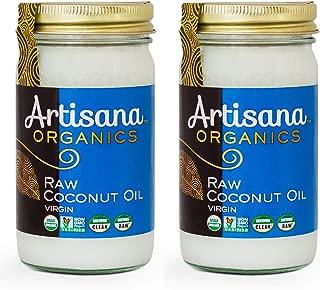product image for Artisana Organics Raw Virgin Coconut Oil (2 Pack (14 oz))
