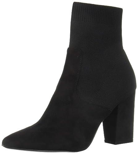 taglia 40 fd793 d5826 Steve Madden Stivaletto Renne Black: Amazon.co.uk: Shoes & Bags