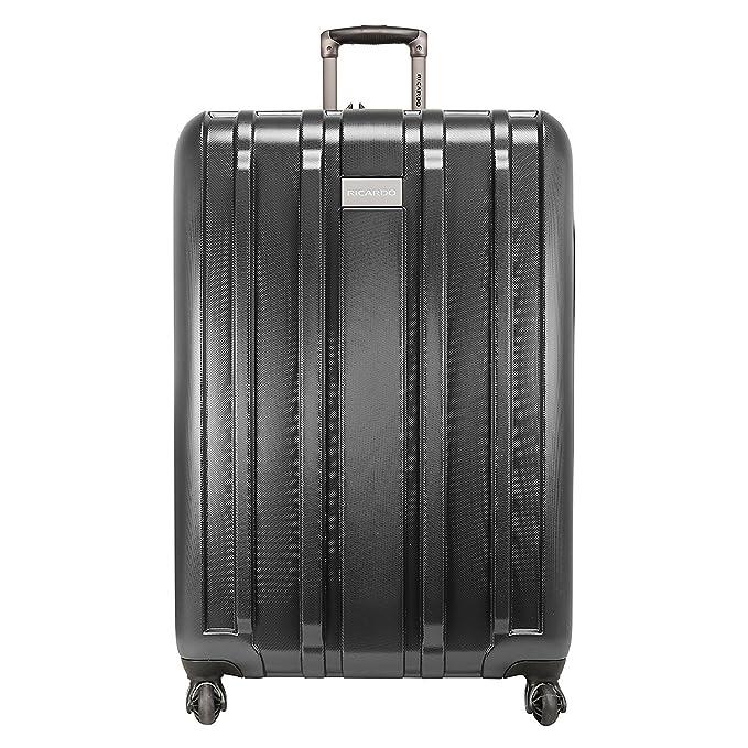 Amazon.com | Ricardo Beverly Hills Yosemite 2 Piece Spinner Luggage Set | 25 And 29 (Grey) | Luggage Sets