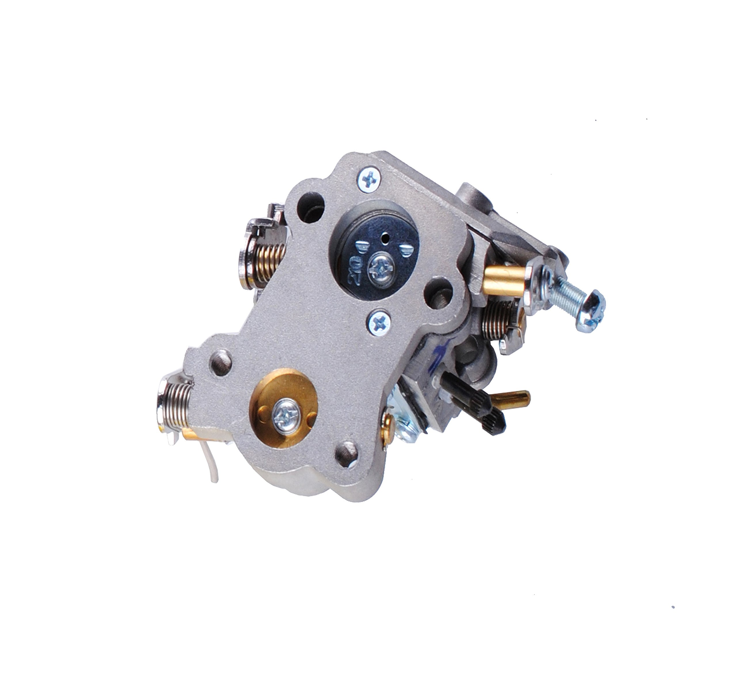 Podoy P3314 Carburetor For Poulan Chainsaw Parts 545070601 Air Fuel Diagram Filter With Adjustment Tool Tune Up