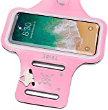 TRIBE Water Resistant Cell Phone Armband Case for