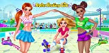 Roller Skating Girls - Dance on Wheels & Fashion Game