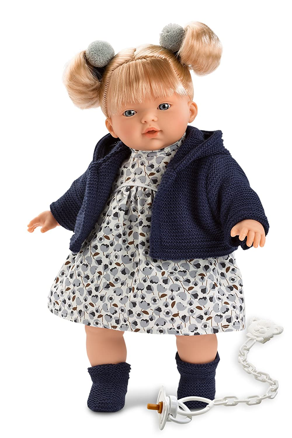 Llorens Melissa Crying Doll, Multicolor   B07BV1ZPHR