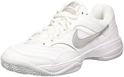 buy online c8953 165b5 Nike Wmns Court Lite Cly, Scarpe da Tennis Donna, Bianco (White Matte