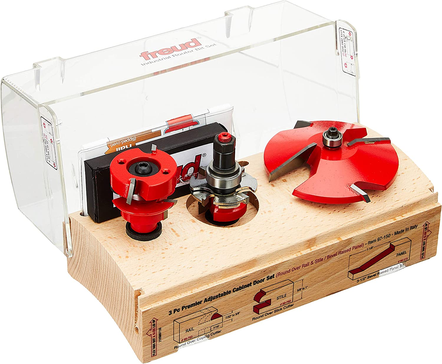Home Xpert Drehfix Screw-Top Opener up to /Ã/ƒ/Â/˜ 10/Ã/'/Â/ Various Colours Red by homeXpert