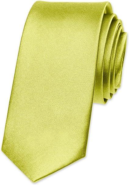 Autiga® - Corbata para hombre, para boda, confirmación, trabajo