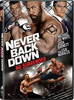 never back down 2008 soundtrack
