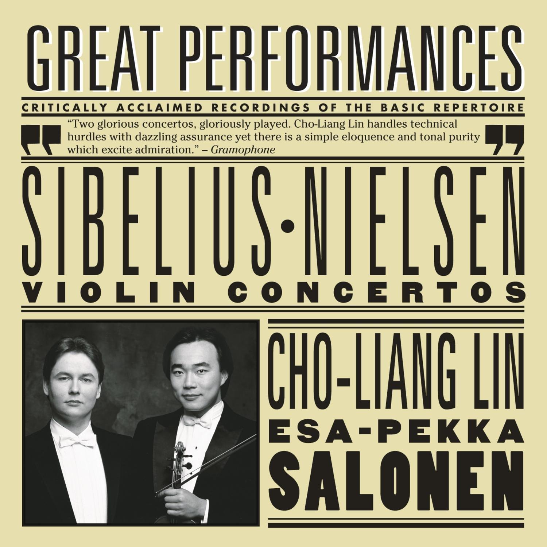 Sibelius, Nielsen: Violin Concertos by Sony Classical