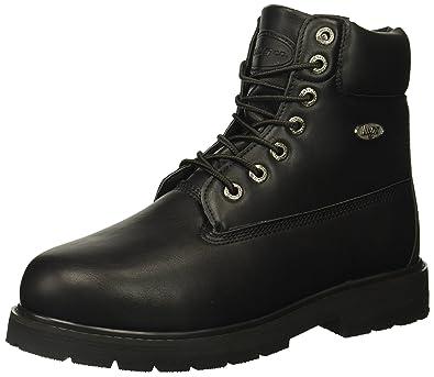 Lugz Men's Drifter 6 Steel Toe Fashion Boot, Black, ...