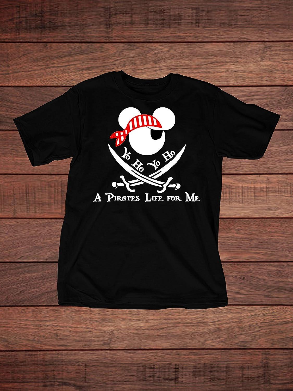 A Pirate Life Disney Inspired Kids Cotton Blend T-Shirt Unisex