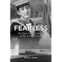 FEARLESS - The Diary of an 18-Year-Old at War in the Falklands