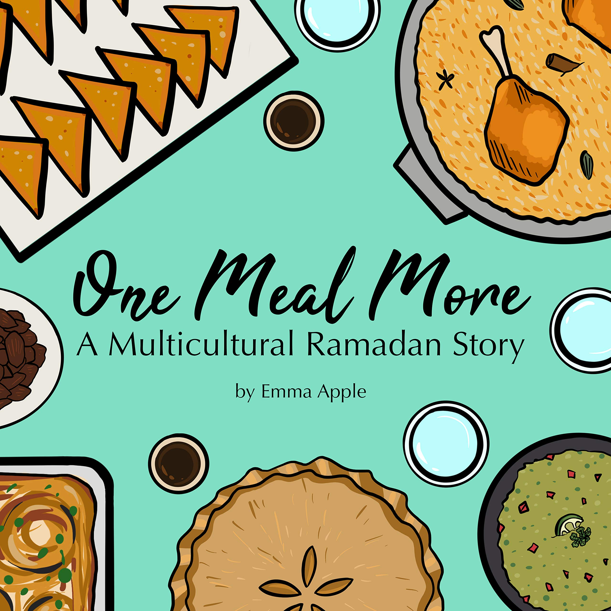 One Meal More: A Multicultural Ramadan Story (English Edition)