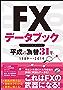 FXデータブック 平成の為替31年