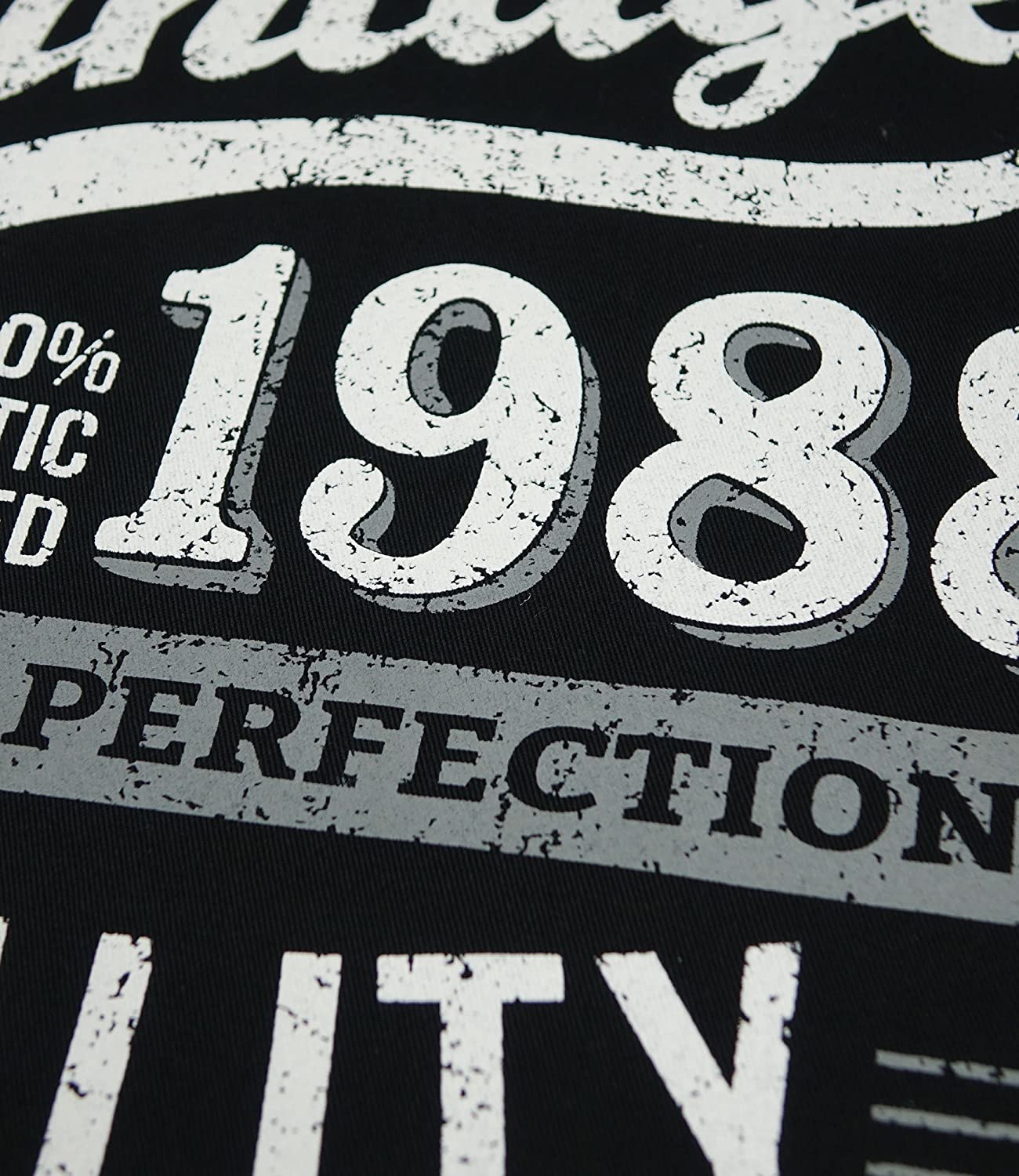 b52cf31dd2520 My Generation Gifts 1988 Vintage Year - Aged To Perfection - Regalo di  compleanno per 30 ingrandisci