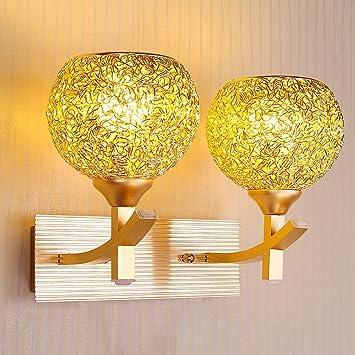 Wasserdicht Beschlagfrei Spiegel Beleuchtung Vorn, American Style  Wandleuchte Einfache Moderne Wandleuchte Wohnzimmer Schlafzimmer  Nachttischlampe Spiegel