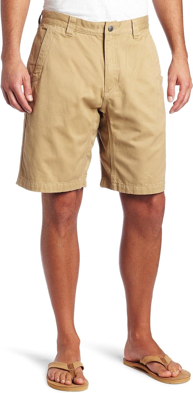 Mountain Khakis Men's Teton Twill Relaxed Fit Short