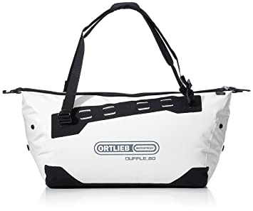 ae166e1f7d Ortlieb Duffle Bag - White-Black