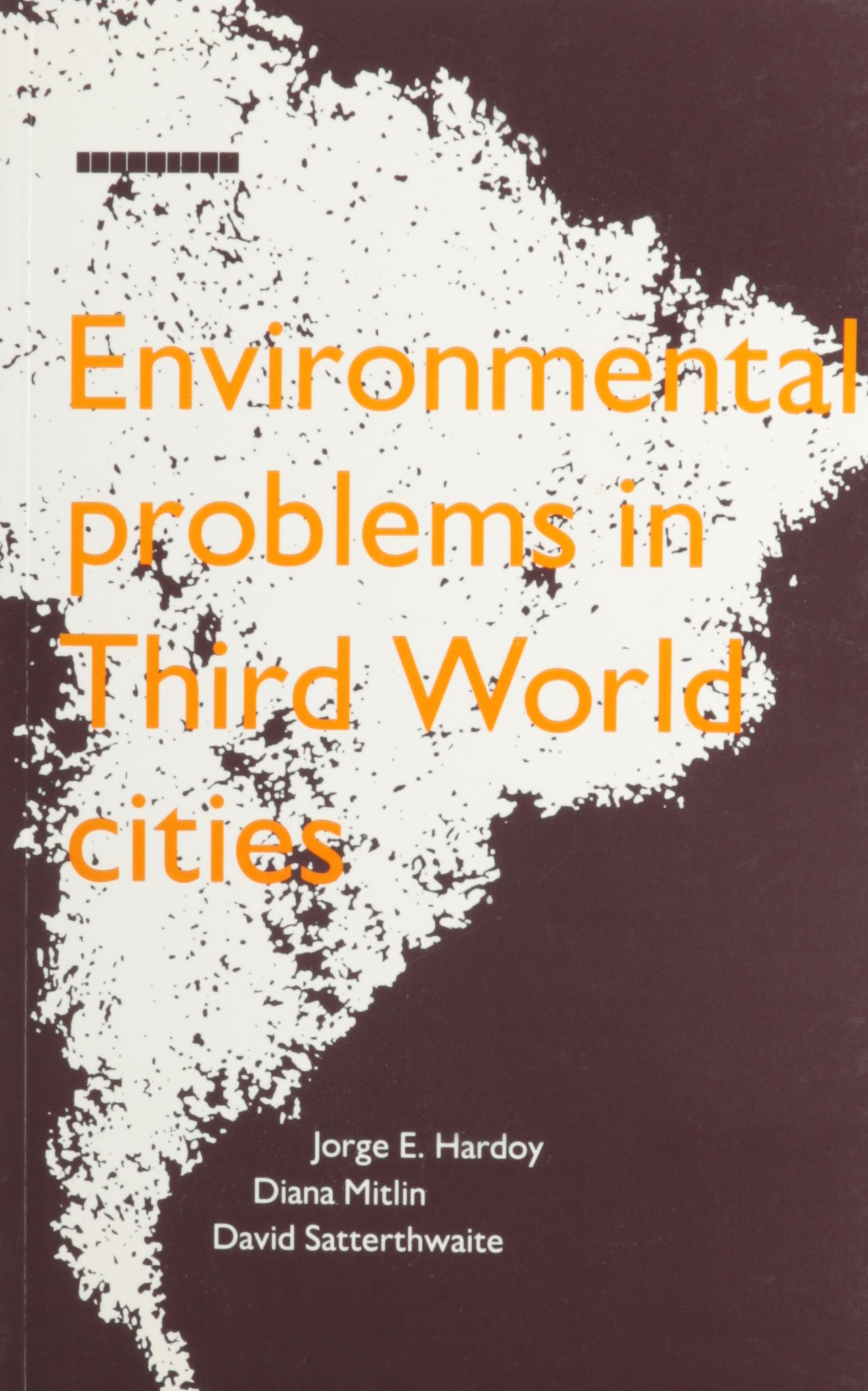 Read Online Environmental Problems in Third World Cities pdf