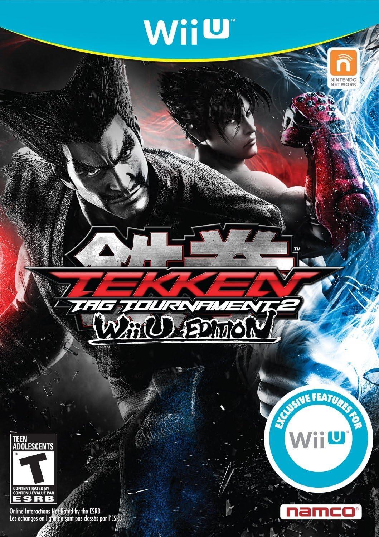 Amazon.com: Tekken Tag Tournament 2 Wii U: Video Games