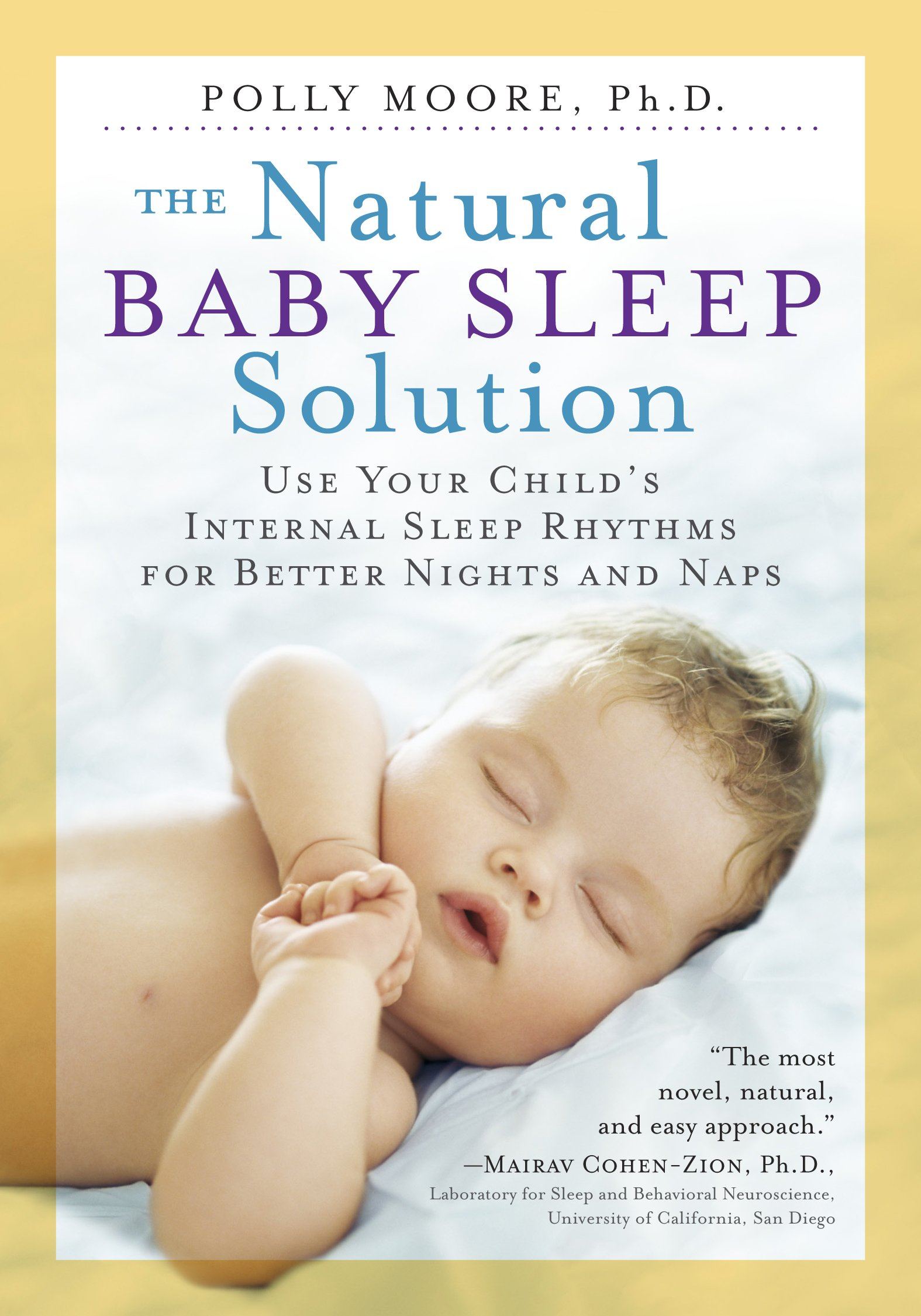 Natural Baby Sleep Solution Internal product image