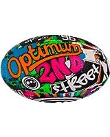 Optimum Street II Rugby Ball