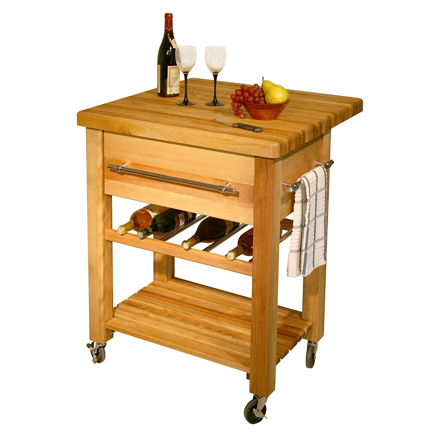Walmart Mainstays Kitchen Island Cart